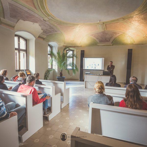 Múzeumi szakmai nap a kastélyban – Videó