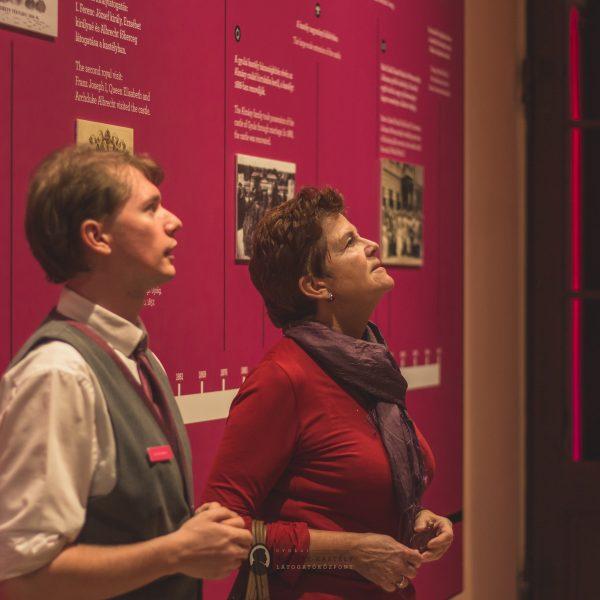 A kastélyban járt a német nagykövetség kulturális attaséja