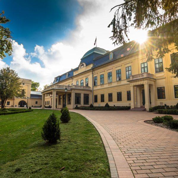 Az Almásy-kastély is részt vesz a Heritage Hotels of Europe nemzetközi szavazásán