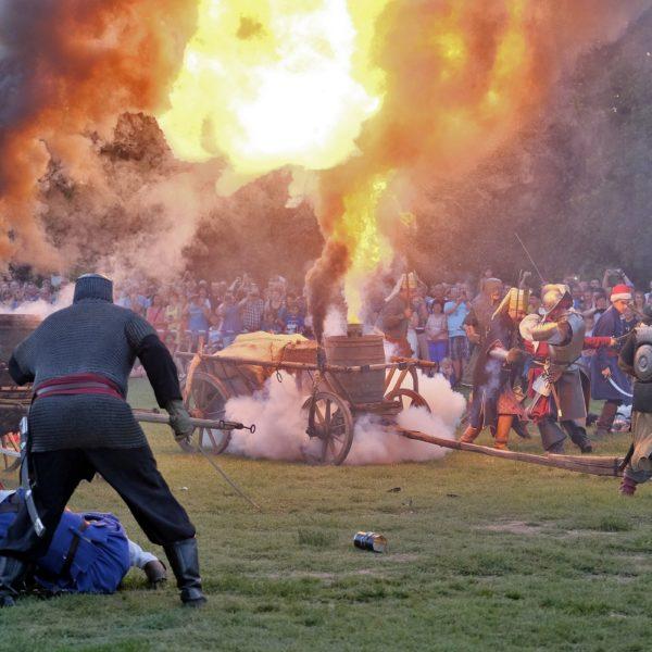 Hamarosan kezdetét veszi a Gyulai Végvári Napok eseménysorozata