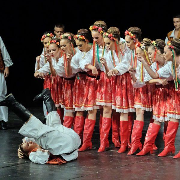 Minden Magyarok XXV. Nemzetközi Néptáncfesztiválja