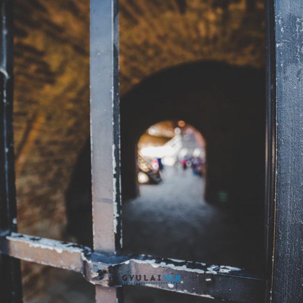 Kulcskereső a gyulai várban