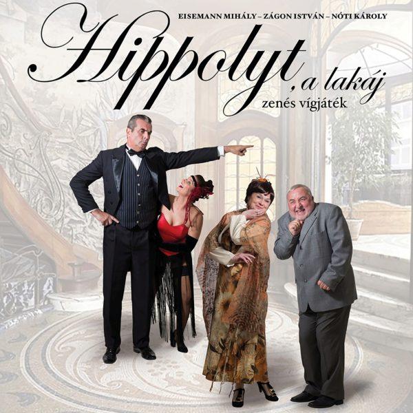 Hippolyt, a lakáj az Erkel-bérlet sorozatban