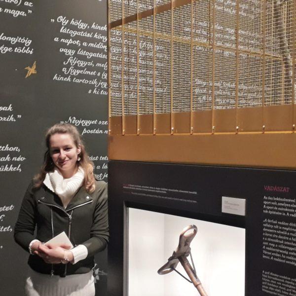 Titokzatos honvédfőhadnagy történetét kutatta gyulai kirándulása alkalmával a Hadtörténeti Múzeum munkatársa