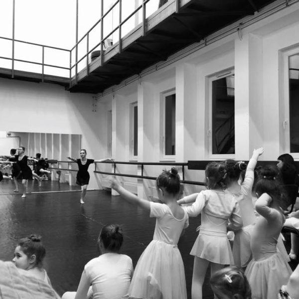 Balett oktatás óvodások részére