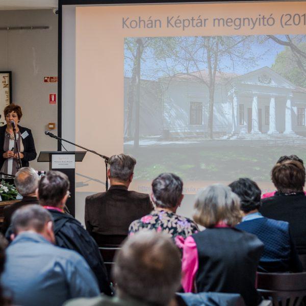 A Kohán jelene, múltja és jövője a Munkácsy Múzeum konferenciáján