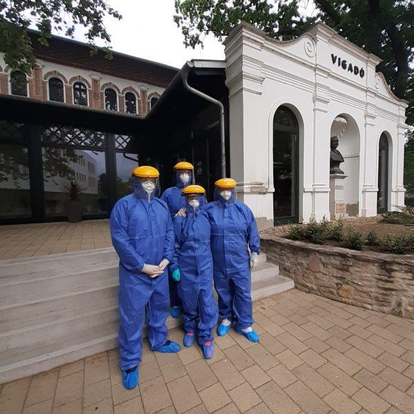 A Vigadó biztosított helyszínt a gyulai szűrővizsgálatokhoz