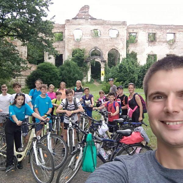 Jutalomúton a kerékpáros és a kajak-kenu szövetség fiataljai