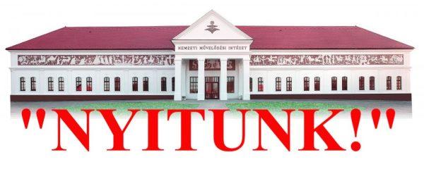 Kampányban nyitnak együtt a közművelődési intézmények